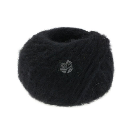 Lana Grossa Alpaca Moda 16 - Zwart