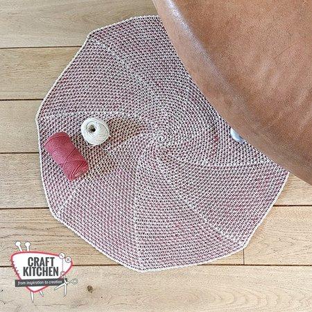 Durable Haakpatroon: Vloerkleed