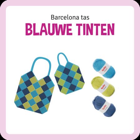 Caro's Atelier Haakpakket Tas Barcelona XL