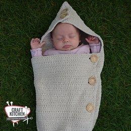 Durable Haakpakket: Baby Cocon Slaapzak