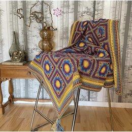 Garenpakket: Flora Blanket