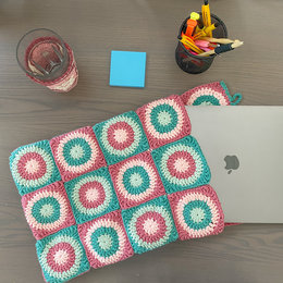 Caro's Atelier Haakpakket: Caro's Laptophoes