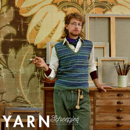 Scheepjes Garenpakket: Holman Slipover - Yarn 12