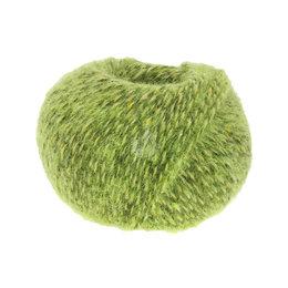 Lana Grossa Fashion Tweed 07 - Licht Groen Gemêleerd