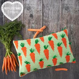 Scheepjes Haakpakket: Carrot Cushion