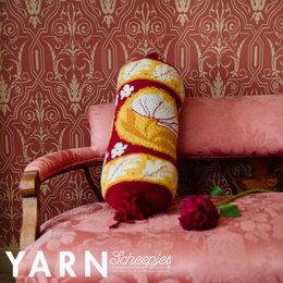 Scheepjes Garenpakket: Acanthus Bolster Cushion - Yarn 12