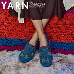 Scheepjes Garenpakket: Boudoir Slippers - Yarn 12