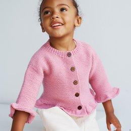 Lana Grossa Breipakket: Vest Cool Wool (KIDS-43)