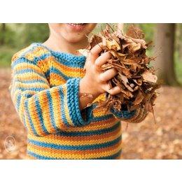Durable Breipakket: Happy Stripes Kindertrui