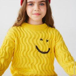 Lana Grossa Breipakket: Trui Elastico (KIDS-25)