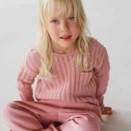 Lana Grossa Breipakket: Trui Cool Wool Big (KIDS-39)