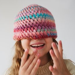Lana Grossa Haakpakket: Muts Colorissimo (KIDS-17)