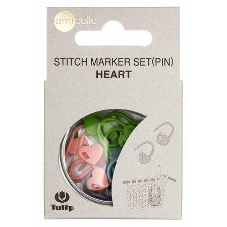 Tulip Stekenmarkeerders hart