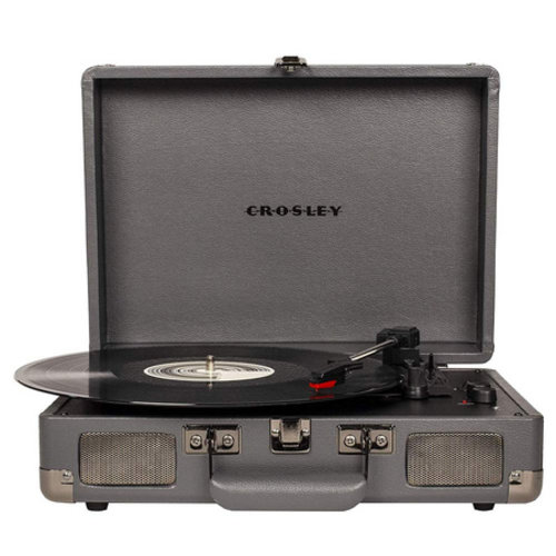 Crosley Crosley Cruiser Deluxe Platenspeler Slate