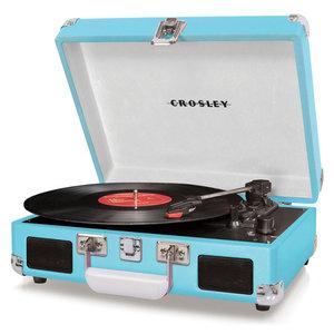 Crosley Crosley Cruiser Deluxe Platenspeler Turquoise