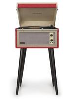 Crosley Crosley Bermuda Retro Platenspeler Bluetooth Rood