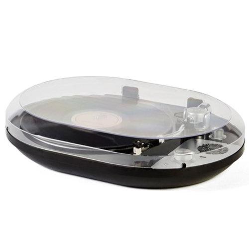 GPO GPO PR50 Premium Retro Platenspeler Bluetooth Zwart