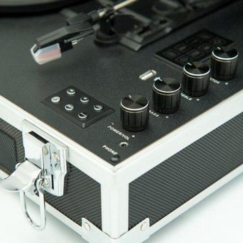 GPO GPO Flightcase Bluetooth Platenspeler