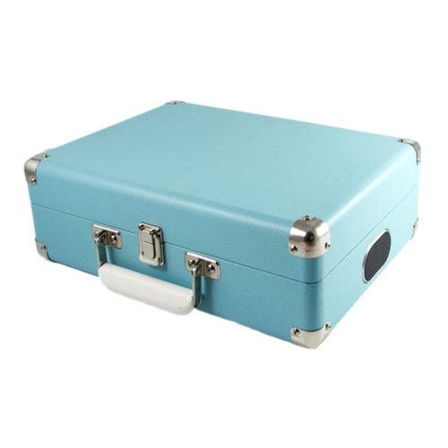 GPO GPO Attache USB Platenspeler Sky Blue