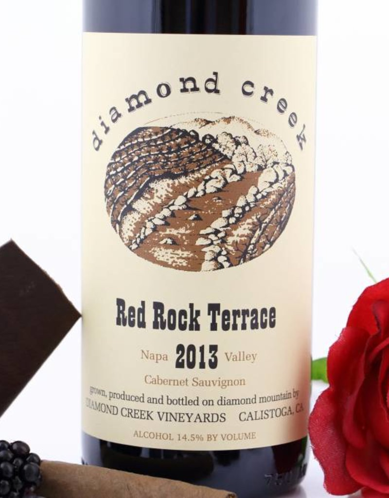 Diamond Creek Diamond Creek Lake Vineyard 2016