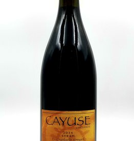 Cayuse Vineyards Cayuse - En Chamberlin Syrah