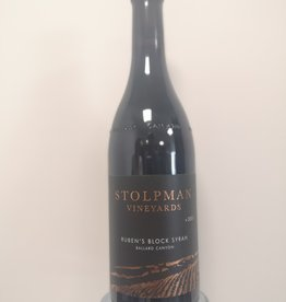 Stolpman Vineyards Stolpman Vineyards - Rubens Block Syrah 2013
