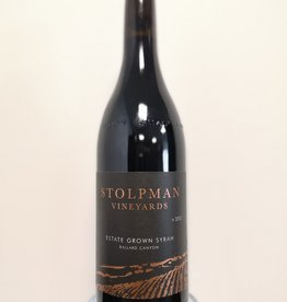 Stolpman Vineyards Stolpman Vineyards - Syrah 2012