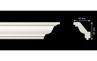 Homestar JO (45 x 45 mm), lengte 2 m