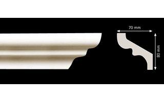 Homestar S80 (80 x 70 mm), lengte 2 m