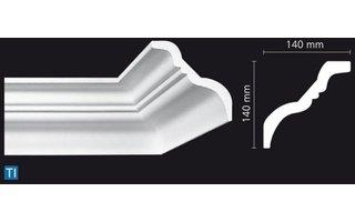 NMC Nomastyl Plus TI (140 x 140 mm), lengte 2 m