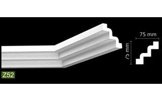 NMC Arstyl Z52 (75 x 75 mm), lengte 2 m