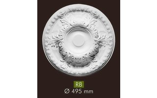 NMC Arstyl R8 Rozet diameter 49,5 cm