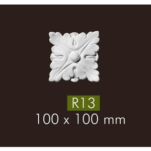 NMC Arstyl R13 Rozetten 10 x 10 cm, set (= 4 stuks)