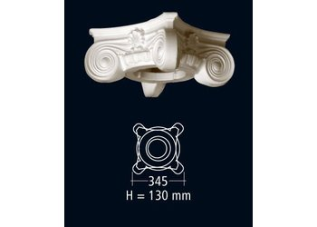 Homestar Kapiteel D1 (H = 13,0 cm)
