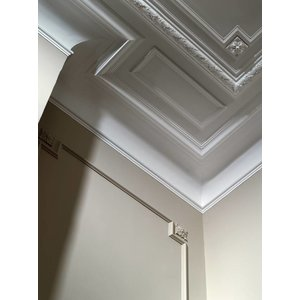 Homestar Wandlijst CW11 (38 x 18 mm), lengte 2 m