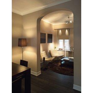 NMC Wallstyl / Floorstyl FD21 (130 x 20 mm), lengte 2 m (NMC Plint Aldo)