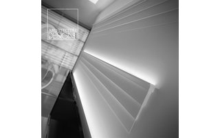 NMC Arstyl AD21 (255 x 60 mm), polyurethaan, lengte 2 m