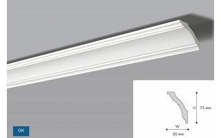 NMC Nomastyl Plus GK (75 x 50 mm), lengte 2 m