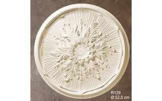 Grand Decor Rozet R129 diameter 52,0 cm