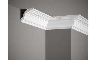 Grand Decor Kroonlijst P905 (75 x 82 mm), polyurethaan, lengte 2 m
