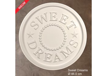 Grand Decor Rozet SWEET DREAMS diameter 46,0 cm babykamer / kinderkamer