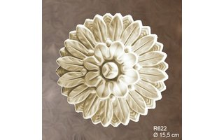 Grand Decor Rozet R622 diameter 15,5 cm