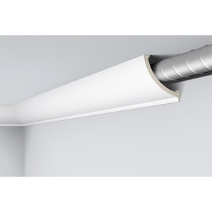 NMC Arstyl L3, profiel voor indirecte verlichting (175 x 145 mm), lengte 2 m