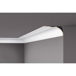 NMC Arstyl AD22, profiel voor indirecte verlichting - plafondlijst (100 x 225 mm), lengte 2 m