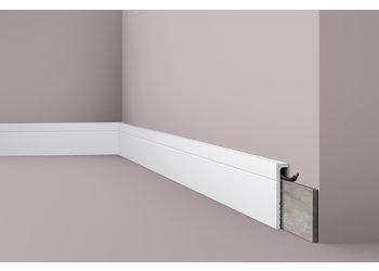 NMC Wallstyl CF2 Overzetplint (110 x 22 mm), lengte 2 m