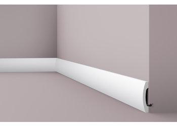 NMC Wallstyl / Floorstyl FD3 (100 x 20 mm), lengte 2 m (NMC Deurlijst Santo)
