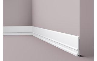 NMC Wallstyl FD21 (130 x 20 mm), lengte 2 m