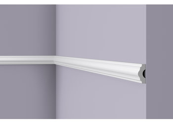 NMC Wallstyl WL3 (40 x 15 mm), lengte 2 m (NMC Sierlijst Marzio)