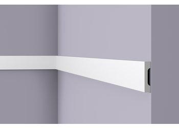 NMC Wallstyl WD2 (70 x 15 mm), lengte 2 m (NMC Deurlijst Danilo)