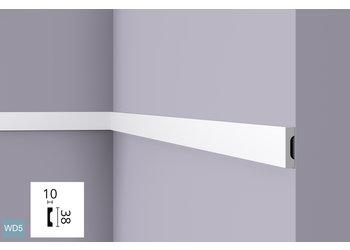 NMC Wallstyl WD5 (38 x 10 mm), lengte 2 m